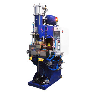 Heron 220kVA Mfdc Press Welding Machine for Gas Spring