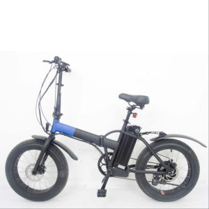 "20"" Fat Tire 250W Folding Electric Bike (TDN01Z-) pictures & photos"