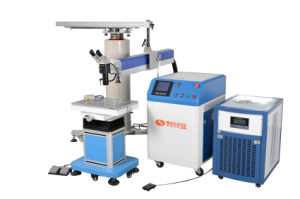 High Precision Injection Mold Laser Welding Machine Price pictures & photos
