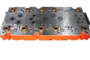 Motor Core Laminated Progressive Tool/Mould/Die for Phase Motor Stator Rotor