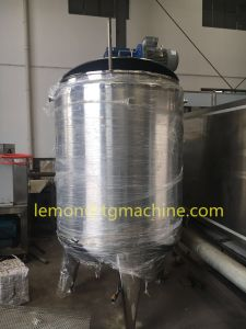 Professional Chocolate Holding Tank with Ce Certification for Sale pictures & photos