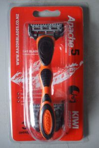 Asr Five Blade System Razor (KD-6011L of 3s′) pictures & photos