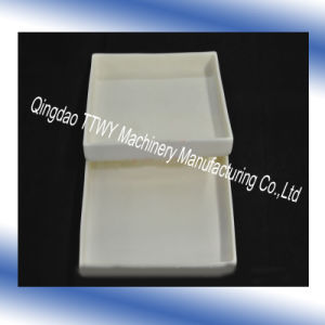 Fused Silica Crucible for Polysilicon Ingot Casting pictures & photos