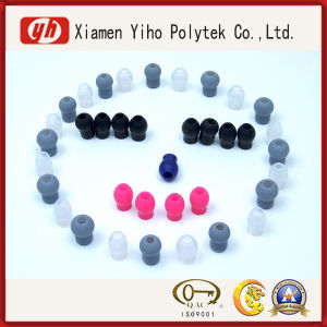 Silicone Earplugs Factory Provide Stethoscope Ear Plugs and Earpiece for Stethoscope pictures & photos