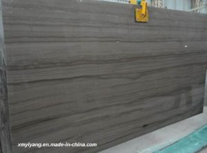Athen Wood Slab, Grey Wooden Tile, Athen Wooden Marble pictures & photos
