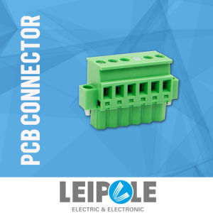 PCB Cable Wire Connector Terminal Block 2elpkam-5.0 pictures & photos