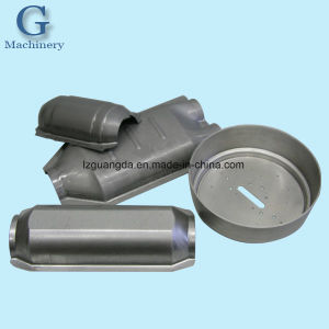 Auto Accessories Sheet Metal Stamping Parts Processing Catalytic Converter Housings pictures & photos