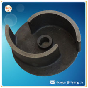 Sand Casting Closed Impeller for Pump, Casting Pump Impeller pictures & photos