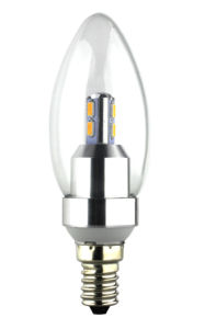 LED 4W Dimmable Bulb LED Candle Light pictures & photos