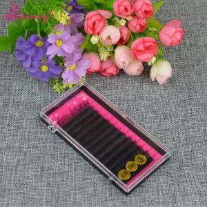 All Size, 1 Case, 7~16mm Mink Individual Eyelashes Lash Extensions pictures & photos