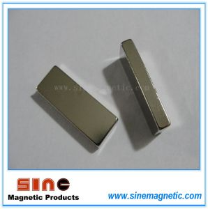 Rectangle Magnet /Block Magnet /Square Plate (N35/ N45 / N30M) pictures & photos