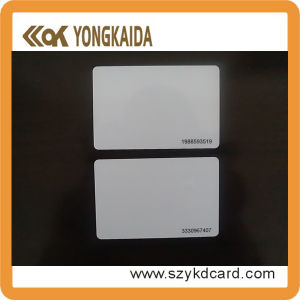 Factory Price PVC Hf Contactless Smart Card