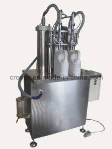 Filling Machine for Liquid FM-Sdv/5000/2 With 2 Nozzles
