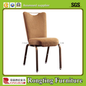 Hot Sale Dining Aluminium Stacking Hotel Banquet Chair (RH-54005)