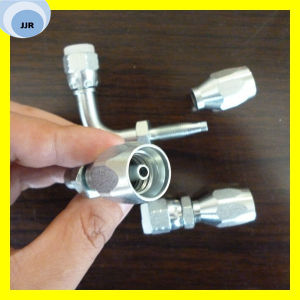 Reusable Hose Fitting with Jic Female 74 Degree Cone pictures & photos