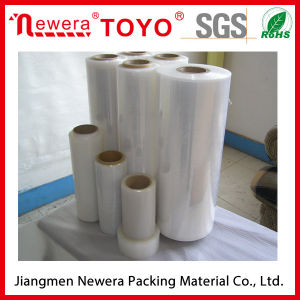LLDPE Material and Casting Processing Type Stretch Film Jumbo Roll pictures & photos