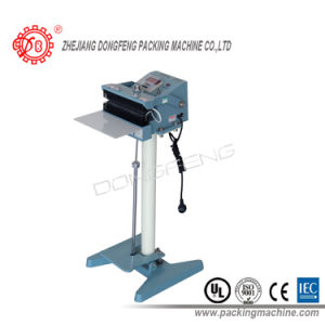 Semi-Automatic Step Foot Sealer (PFS-DD200) pictures & photos