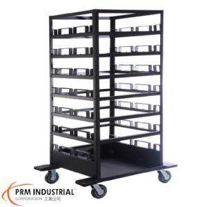 Storage Cart for 21 PCS Crowd Control Stanchions pictures & photos