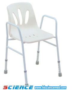 Steel Shower Chair with Back (SC-SC06(S)) pictures & photos