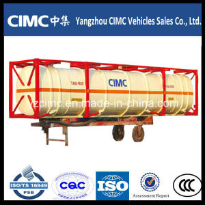 Cimc 40ft LPG Tank Container pictures & photos