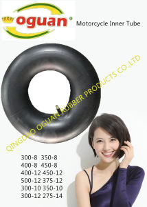 The High-Quality Butyl Rubber Inner Tube of Pneumatic Rod 200 pictures & photos