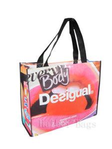 Non-Woven Laminated Bag (hbnb-527) pictures & photos