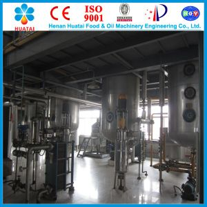2015 China Huatai Brand CE Approved 2014 Huatai Palm Oil Refining Machine Plant