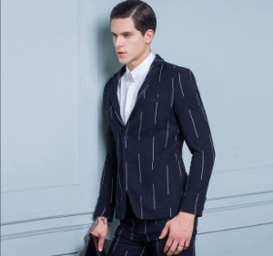 New Design Tailor Made Leisure Unique Men Suit pictures & photos