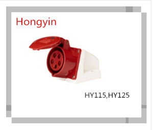 Hy115 3p+N+E Male and Female Industrial Plug and Socket pictures & photos