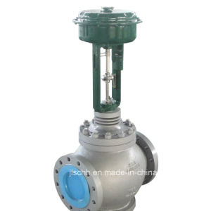 Quick-Changeable High-Pressure Caged Control Valve K1502