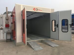 Empire Spray Booth with Ce Certificated pictures & photos