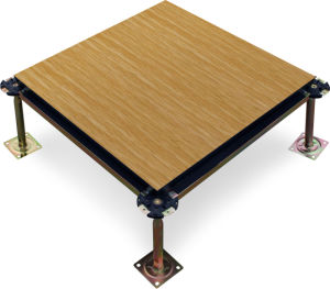Wood Core Access Floor System