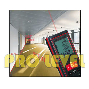 80m Hand-Held Professional Laser Distance Meter pictures & photos