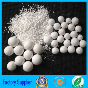 White Activated Alumina Ball Desiccant Hot Sale in India