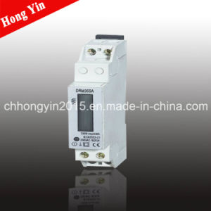 DRM35SA Electrical DIN-Rail Digital One Phase Digital Display Meter pictures & photos
