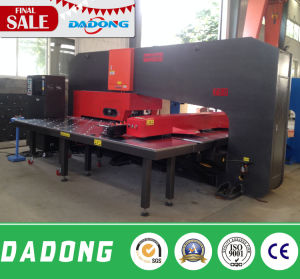 CNC Turret Punching Machine/CNC Lathe/Stamping Machine for Metal Furniture pictures & photos