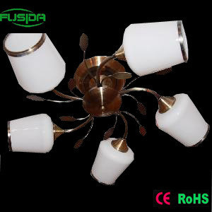 Classic Ceiling Lamp, Peandant Lighting with Glass Shade (X-9379/5) pictures & photos