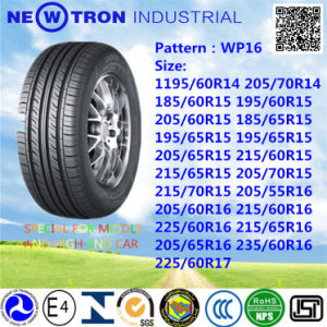Wp16 205/65r15 Chinese Passenger Car Tyres, PCR Tyres pictures & photos