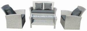 Garden Rattan Sofa (KY543)