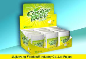 Coolsa 30g Sugar Free Lemon Flavor Chewing Gum pictures & photos