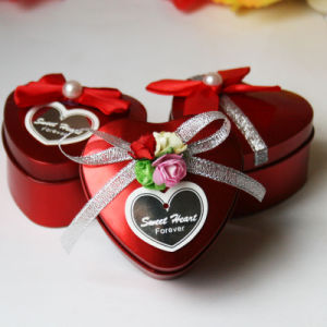 Wedding Mini Candy Mints Tin Box (FV-050805) pictures & photos
