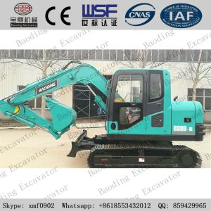 0.5m3 Bucket New Small Crawler Excavator with ISO9001 Certificate pictures & photos