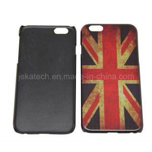 UK Flag Plastic Case for iPhone 6 pictures & photos