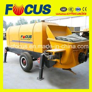 20m3-80m3/H Concrete Trailer Pump for Sale pictures & photos