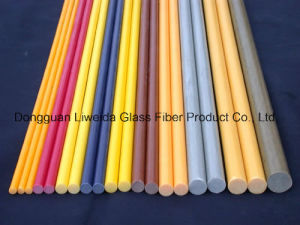High Strength Corrossion Ressistant Fiberglass/FRP/GRP Bar&Rod
