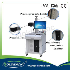 Raycus Laser Source Laser Marking Machine Portable Fiber pictures & photos
