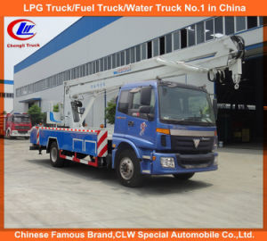 6 Wheeler Foton High Lifting Platform Truck High-Altitude Operation Truck pictures & photos