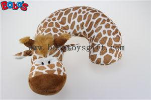 Plush Stuffed Giraffe Neck Support Soft Children Neck Pillow pictures & photos