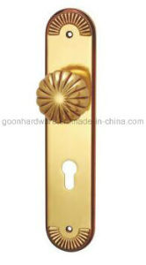 High Quality Solid Brass Door Handle 819 pictures & photos