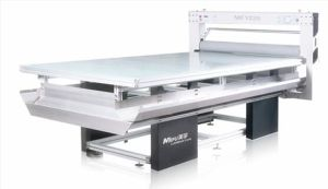 (MF1325-B4 1.3*2.5m) Flatbed Laminating Machine for Signage and Graphic pictures & photos
